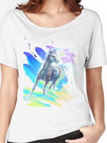 Color Horse Women's Relaxed Fit T-Shirt