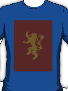 Lannister sigil (scratched) T-Shirt