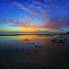 Shorncliffe sunrise by David James