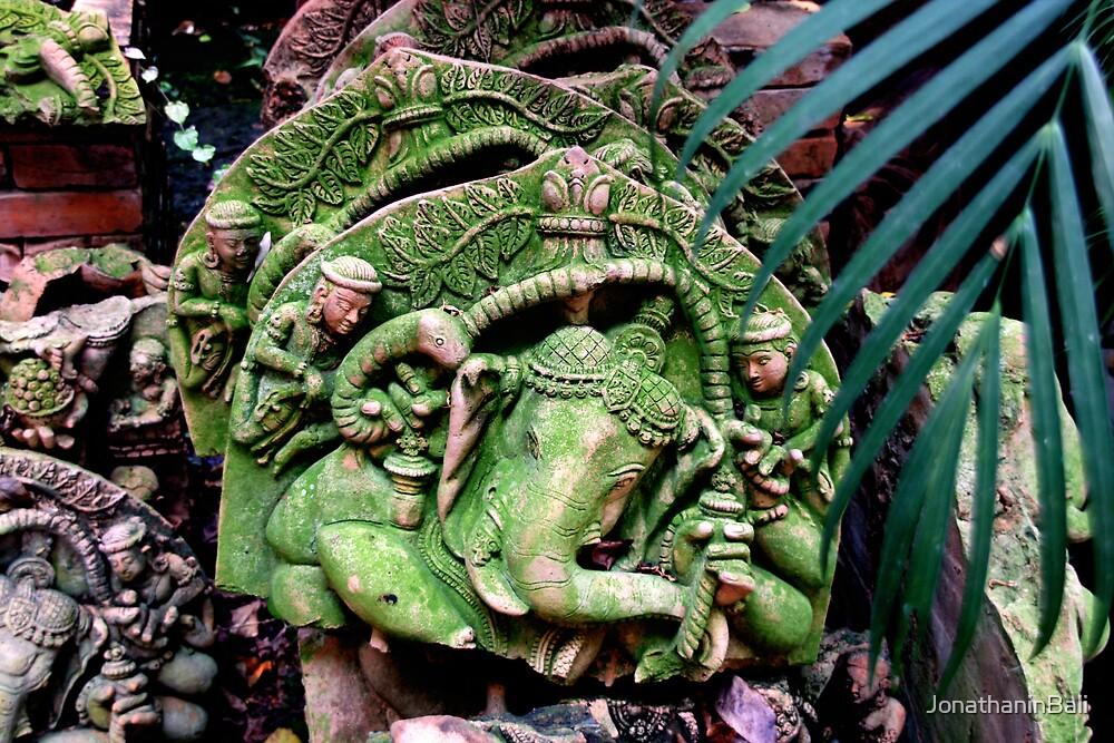 Terracotta Sculptures, Chiang Mai, Thailand by JonathaninBali