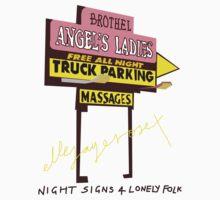 Night Signs 4 Lonely Folk #1 by ellejayerose