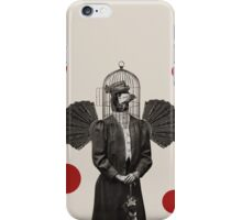 Anthropomorphic N°18 iPhone Case/Skin