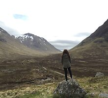 Into the Glen by KLogan0001