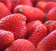 sweet strawberries by ANNABEL   S. ALENTON