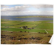 Galway Bay view Poster