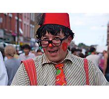 I am a Clown Photographic Print