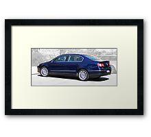 BMW X6  Framed Print