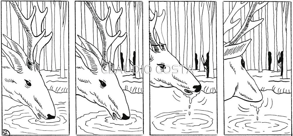 "Vikings ""the hunt"" by CLAUDIO COSTA"