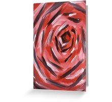 Red Roses Too Greeting Card