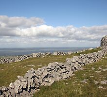 Burren Wall by John Quinn