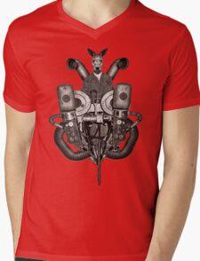 Anthropomorphic N°19 Mens V-Neck T-Shirt