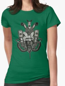 Anthropomorphic N°19 Womens Fitted T-Shirt