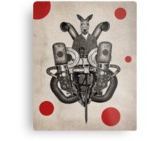 Anthropomorphic N°19 Metal Print