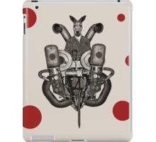 Anthropomorphic N°19 iPad Case/Skin