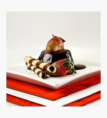 Dessert Photographic Print
