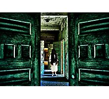 Creepy House Fine Art Print Photographic Print
