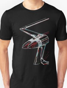 Cadillac tail fin T-Shirt