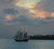 Evening Cruise by Gordon  Beck
