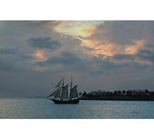 Evening Cruise Photographic Print