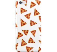 Pizza all over iPhone Case/Skin