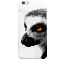 Leaping Lemurs iPhone Case/Skin