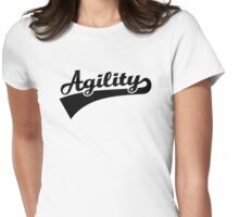 Agility Womens Fitted T-Shirt