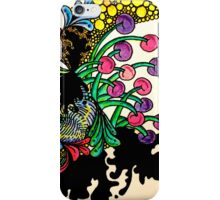 paint outside the lines iPhone Case/Skin