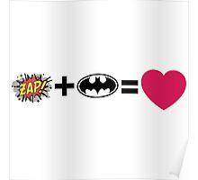 Z + Li = love Poster