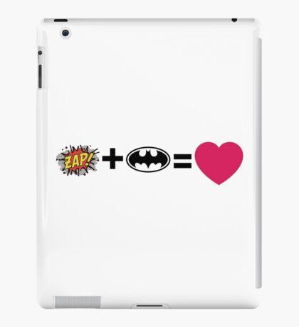 Z + Li = love iPad Case/Skin