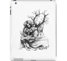 Forest Spirits iPad Case/Skin
