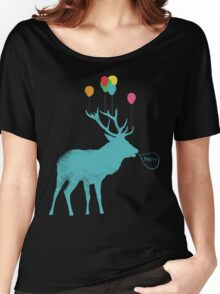 Stag Party Women's Relaxed Fit T-Shirt