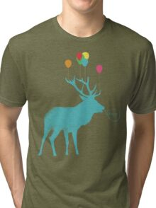 Stag Party Tri-blend T-Shirt