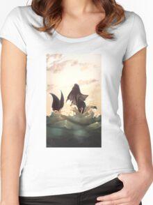 Vaporeon Women's Fitted Scoop T-Shirt