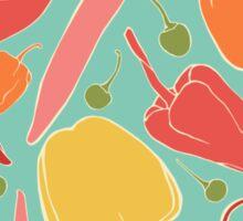Pepper Pattern Sticker