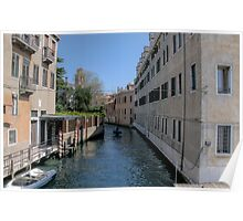 Canel in Venice 3 Poster