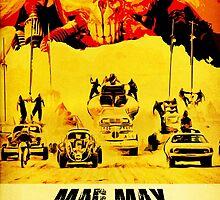 Mad Max Fury Road - Immortan Joe - Art Design by JamieHarknett