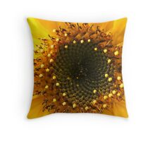Never too Late Throw Pillow