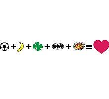 L + H + N + Li + Z = love by zedi