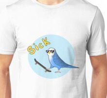 Skate Birder Unisex T-Shirt
