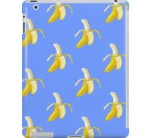 pixel art banana iPad Case/Skin