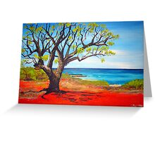 Broome Views - western australia Greeting Card