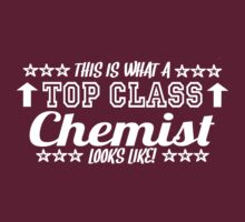 This Is What A Top Class Chemist Looks Like by Chimpocalypse