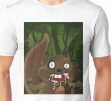 Rabid Squirel Unisex T-Shirt