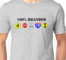 100% Branded Unisex T-Shirt