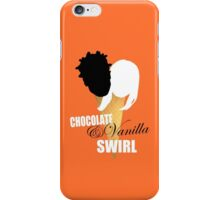 Chocolate & Vanilla iPhone Case/Skin