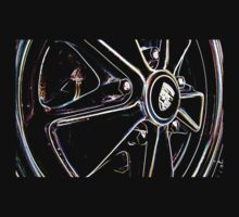 Porsche Fuchs Wheel by supersnapper
