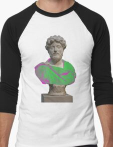 bust Men's Baseball ¾ T-Shirt