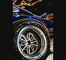 Porsche RSR Rear Wheel Unisex T-Shirt