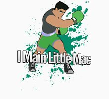 I Main Little Mac - Super Smash Bros. Unisex T-Shirt