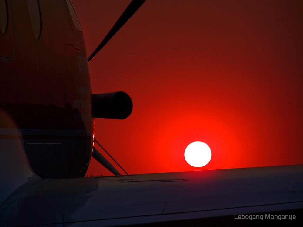sunrise by Lebogang Manganye